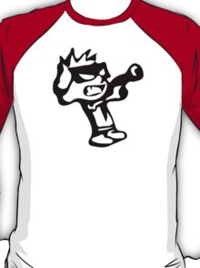 Spiff's Death Ray (White) T-Shirt