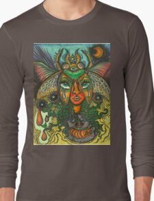 Our Lady of the Metamorphosis Long Sleeve T-Shirt