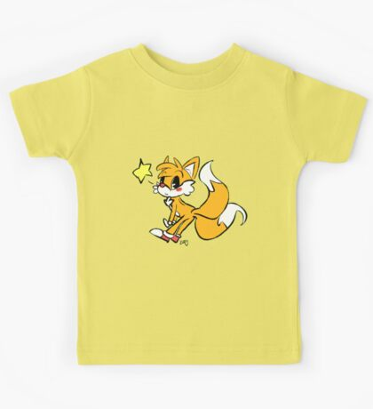 Tails~ Kids Tee