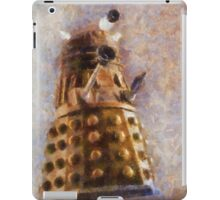 Dalek Flies! iPad Case/Skin