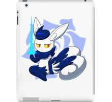 Meowstic (F) Psycho Cut iPad Case/Skin