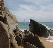 Land's End - Cabo San Lucas by jdbussone