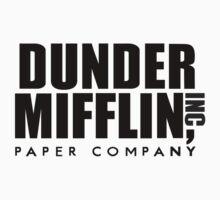 Dunder Mifflin Kids Tee