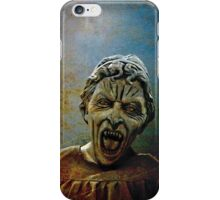 The Lonely assassin or weeping Angel iPhone Case/Skin