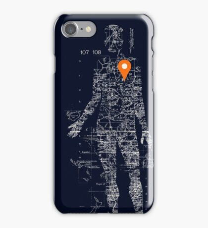Travel With Me iPhone Case/Skin