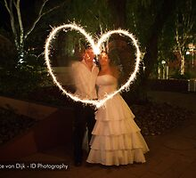 Sparking love by idphotography
