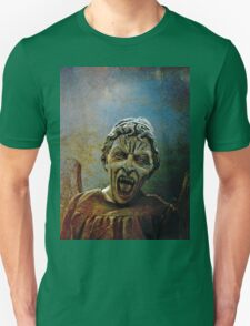 The Lonely assassin or weeping Angel Unisex T-Shirt