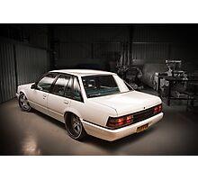 Chris Irvin's Holden VK Commodore Photographic Print