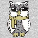 owl by Paul Simms