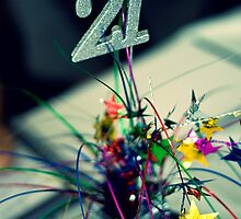 21st Birthday by growtograph