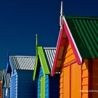 Colors of Brighton Beach by dazzleng