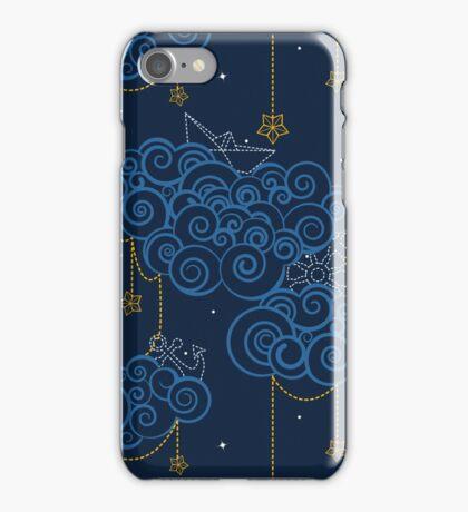 Nautical Skies iPhone Case/Skin