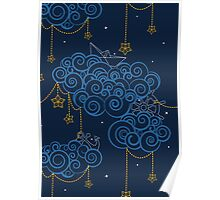 Nautical Skies Poster