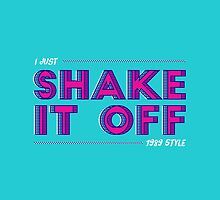Shake it off like it's 1989 by Corinna Djaferis