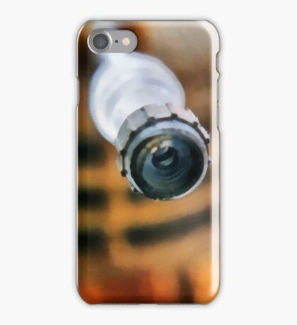 Dalek attack!  The (almost) all seeing eye iPhone Case/Skin