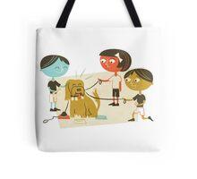 Popular Pooch Tote Bag