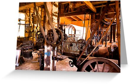 Boston's carriage Factory Part 1 by Gerard Rotse