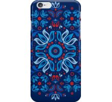Folk Floral Tale iPhone Case/Skin
