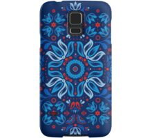 Folk Floral Tale Samsung Galaxy Case/Skin