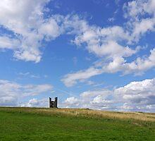 Dunstanburgh Castle Out-Post by Ryan Davison Crisp
