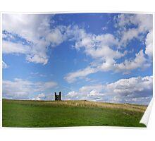 Dunstanburgh Castle Out-Post Poster