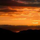 Sunset  by Aaron Radford