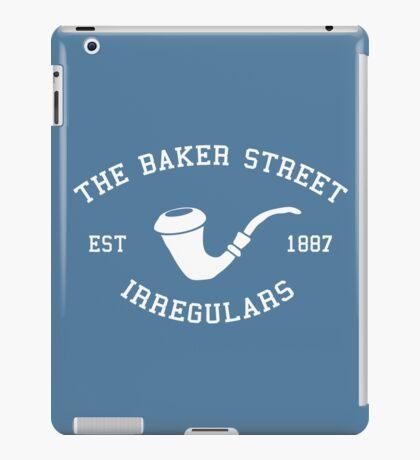 The Baker Street Irregulars iPad Case/Skin