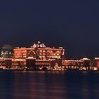 Emirates Palace  by Tarek Solh