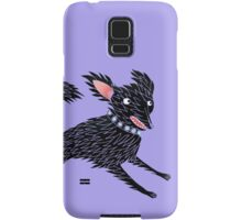 Running Dog Samsung Galaxy Case/Skin