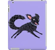 Running Dog iPad Case/Skin