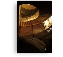 Stair Well Canvas Print