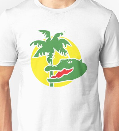 Alligator Logo Unisex T-Shirt