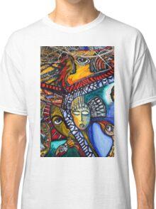 callejon de hamel art, Havana, Cuba Classic T-Shirt