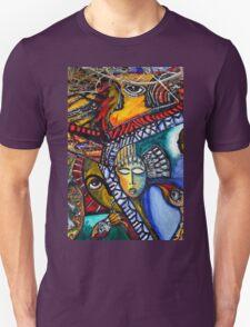 callejon de hamel art, Havana, Cuba T-Shirt