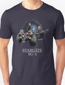 Stargate SG-1 Team Unisex T-Shirt