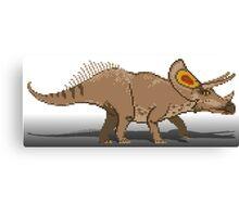 Torosaurus Canvas Print