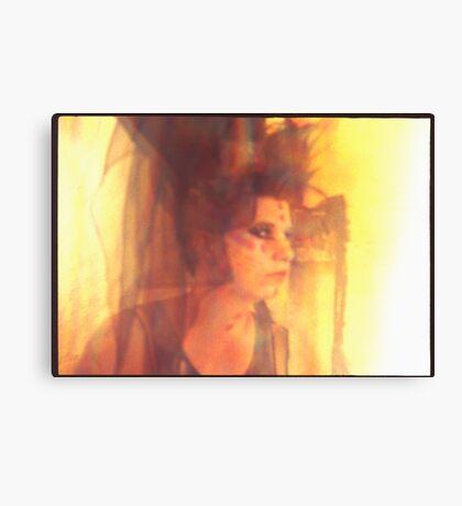 golden girl 3 Canvas Print