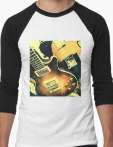 Guitar Hero Men's Baseball ¾ T-Shirt