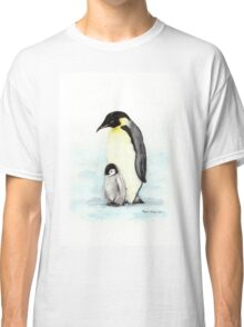 Emperor Penguin Classic T-Shirt