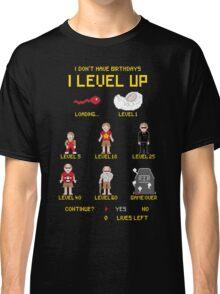 We Level Up! Classic T-Shirt