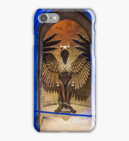 Dumbledore's Office Entrance iPhone Case/Skin
