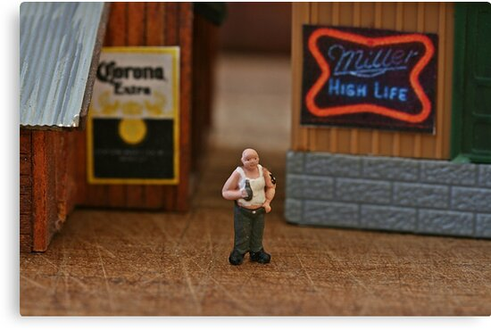 His thirst for knowledge led him to the Corona and Miller factories but neither made Bud wiser by Susan Littlefield