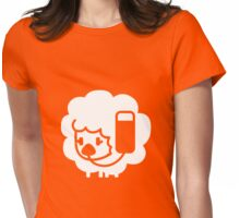 Quantum Sheep - 'Every breath you take' Womens Fitted T-Shirt