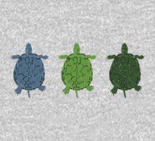 Turtles (boy) by Charlotte Hertler
