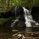 Dry Run Waterfalls-Hillsgrove, PA by BigD