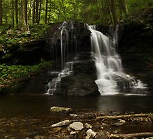 Dry Run Waterfalls-Hillsgrove, PA by BigD