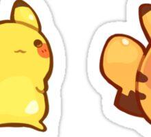 Mini Candy Pikachus Sticker