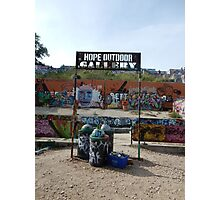 Hope Outdoor Gallery Graffiti Park Photographic Print