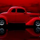 1936 Ford Tudor Coupe by TeeMack