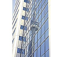 Tower Reflection Photographic Print